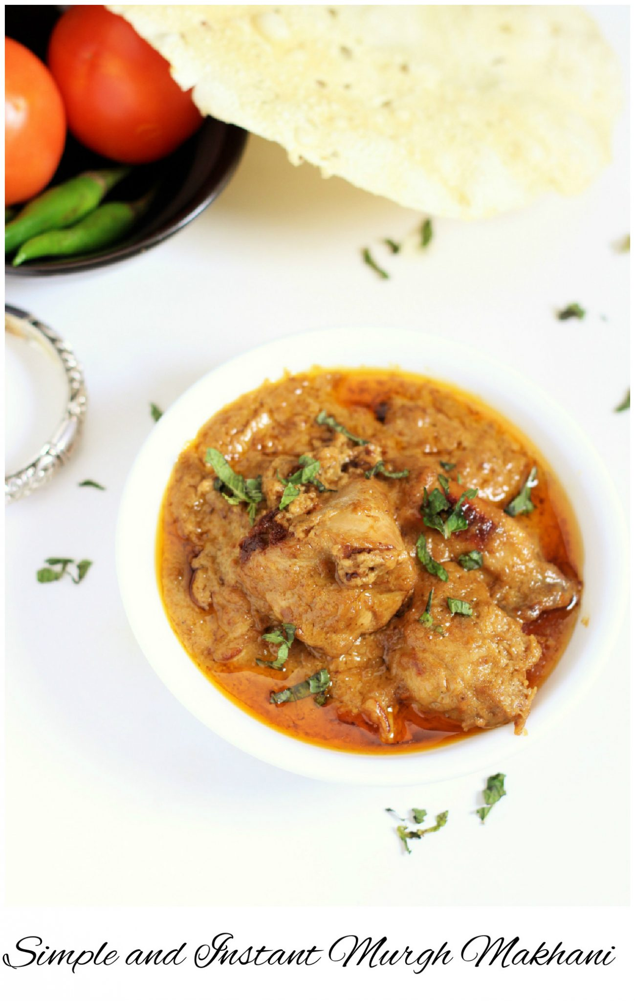 murgh makhani recipe