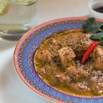 Black Pepper Chicken Curry Recipe or the Kali Mirch Murg ka Salan is, as the name suggests, made with black pepper as it's main ingredient.