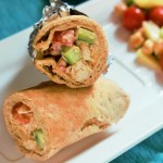 Easy and Best Chicken Shawarma Wrap Recipe - Learn how to make the best and quick chicken shawarma wrap recipe at home. You will never grab the restaurant chicken shawarma, if you know how easy and quick it is to make it. A popular Middle Easter / Arabic sandwich made with sliced meat and filled with veggies.