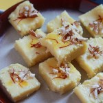 Simple Milk Powder Burfi Recipe