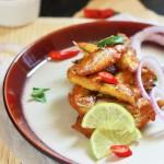 Kerala Fish Fry recipe-Meen Varathathu recipe