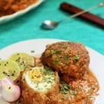 Nargisi Kofta Curry, Nargisi Kofta recipe
