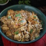 Chettinad-Chicken-Fry recipe side view