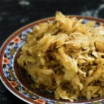 Cabbage curry recipe in Andhra Style is another delicious dish from the South Indian cuisine. Made with minimum ingredients, this cabbage poriyal will be quick to make too.