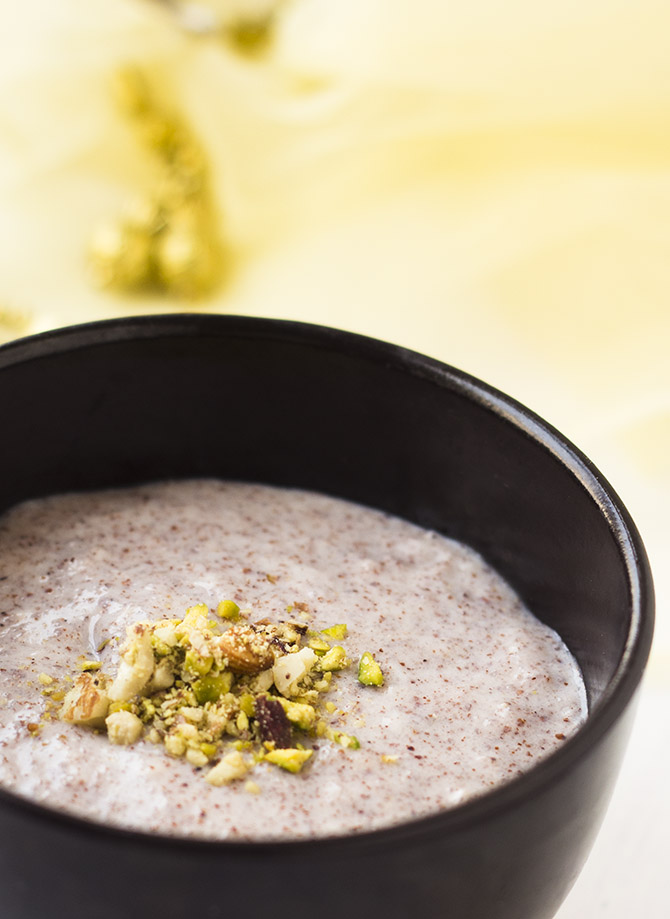 Ragi Malt recipe, Ragi Java, Finger Millet Porridge is a delicious porridge recipe which is really a popular dish during summer time.