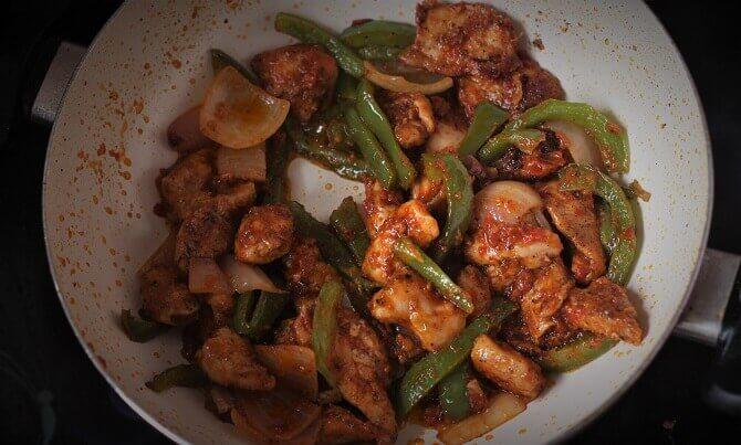 Chicken Jalfrezi Recipe Easy Murgh Jalfrezi Step By Step Video