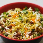 Raw Mango Bhel Recipe, How to make raw mango bhel