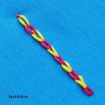 magic chain stitch