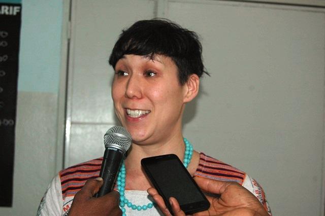 Amélie Nguyen, coordinatrice du CISO