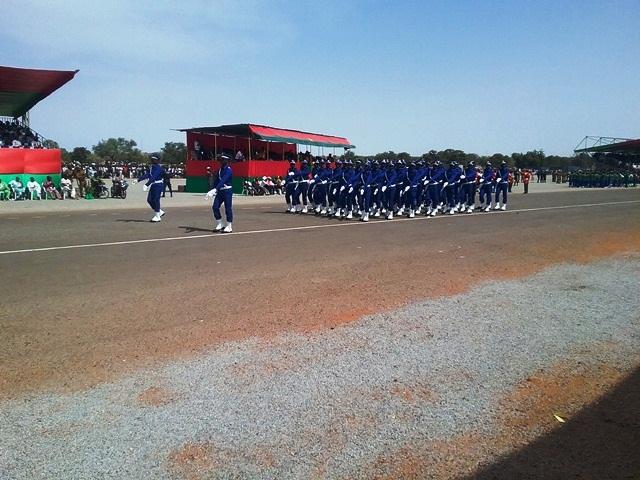 Défilé de la Gendarmerie Nationale