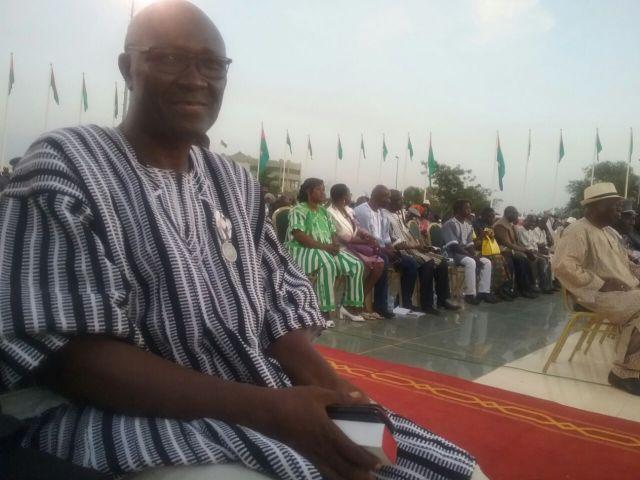 M. Souleymane Sawadogo