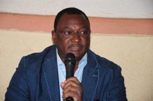 Jean Coulidiaty, ancien ministre a donné une communication sur le bon comportement politique
