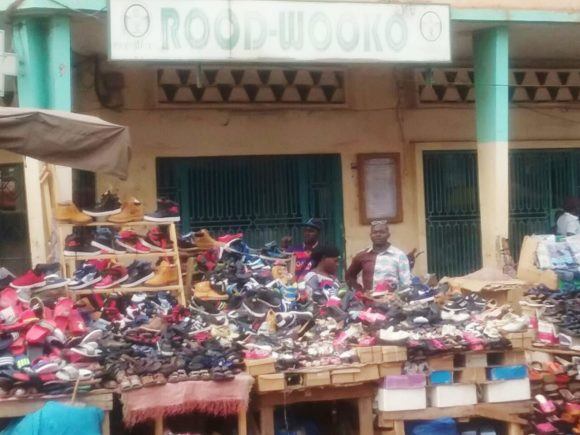 Au grand marché de Ouagadougou Rood-Wooko