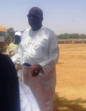 M. Rock Marc Christian Kabore , président du Faso
