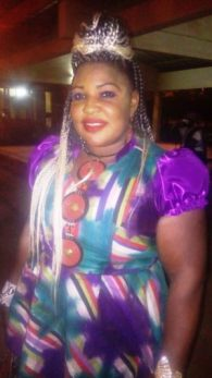 L'artiste chanteuse Biba Ouassin