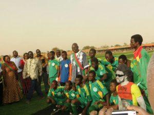 L'équipe de Koungoussi