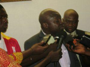 Tahirou Bangré ministre des sports et des loisirs