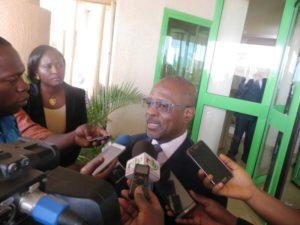 Monsieur Cheick Adjibou Soumaré
