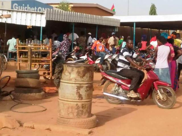 ONEA Bendogo de Ouagadougou