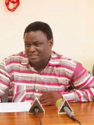 Dr Salam Sawadogo Directeur général du Centre régional