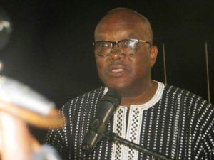 SEM Rock Marc Christian Kaboré, Président du Faso
