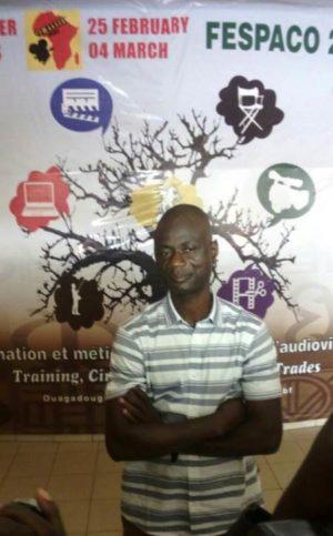 Moussa Sawadogo directeur artistique de Ouaga film Lab