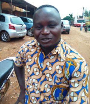 Théophile Kaboré journaliste éditions Sidwaya