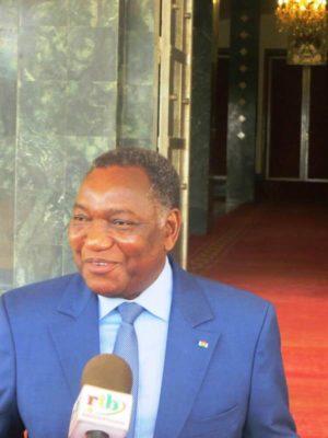 M. Lassiné Diawara, PCA de BOA.