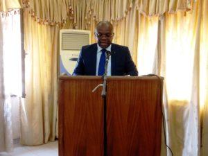 Le Ministre en charge de la communication, Rémis Fulgance DANDJINOU, veut rendre meilleur l'exécution du budget.