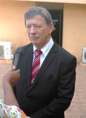 L'expert en police judiciaire le formateur M. VENTOSA