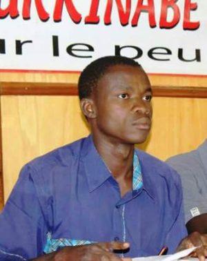 Alexis Zabré président de l'ANEB