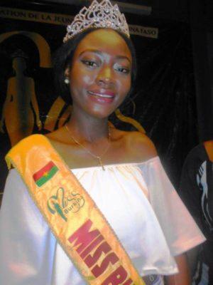 Miss Burkina 2017