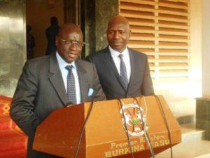 Ousmane Diagana, Vice-président chargé des litiges et l'éthique du Groupe de la Banque Mondiale