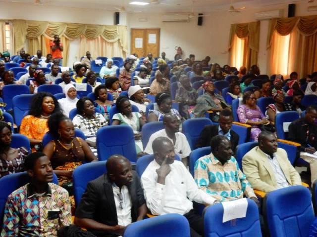 Les participants(es) à ce forum