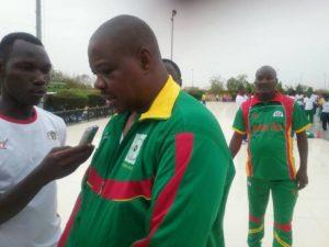 Le Directeur de cabinet de la présidence du Faso, Seydou Zagré