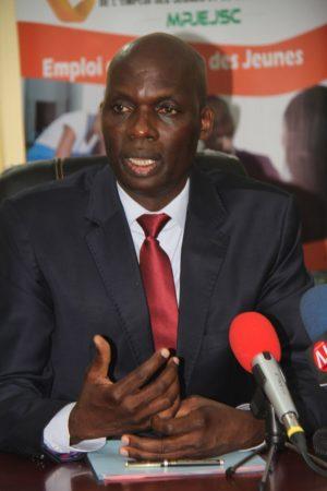 Le Ministre Sidi Tiémoko TOURE