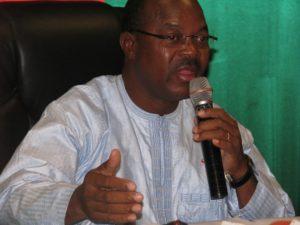 Sommanogo Koutou, Ministère en charge des ressources animales