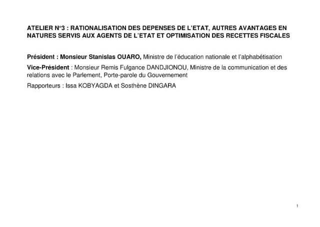 Rapport final Groupe 3_Rationalisation des depenses publiques et optimisation des recettes-1