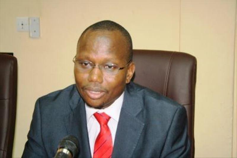 Le ministre de l'éducation nationale et de l'alphabétisation, Stanislas Ouaro