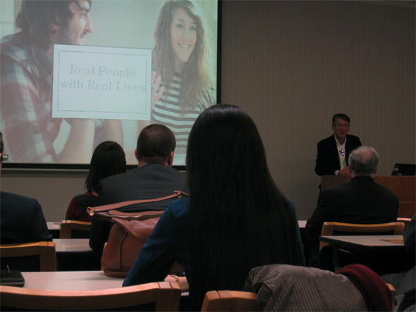 Ray Bremner, President & CEO of Unilever Japan: Real people with real lives