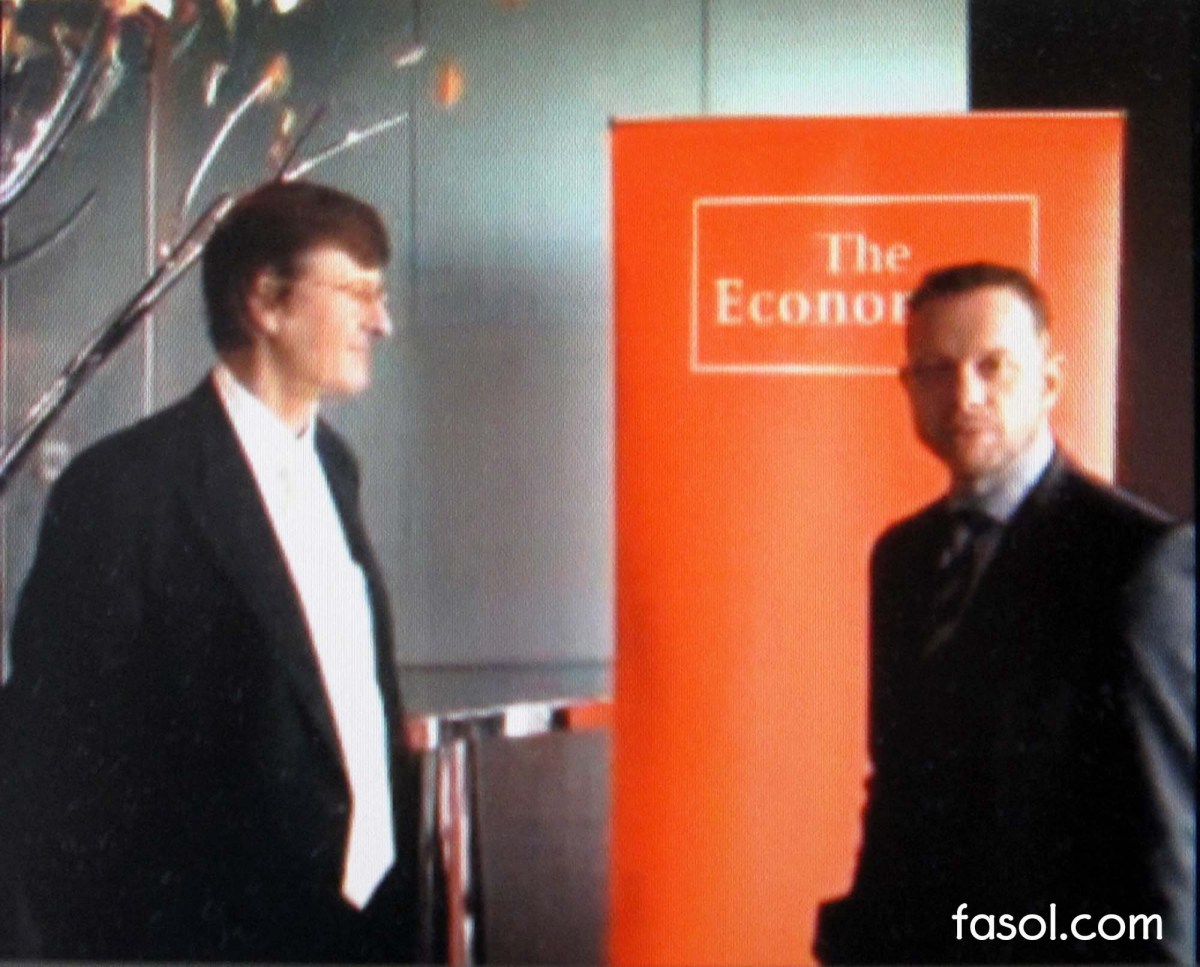 Japan's new energy policy – Gerhard Fasol interview by The Economist