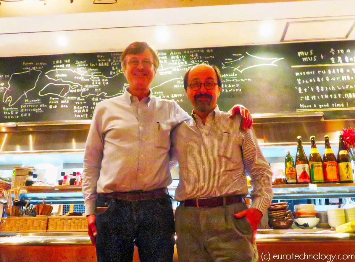 Japan's future. Bill Emmott and Gerhard Fasol