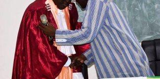 Université -Norbert –Zongo- Pr- Frédéric- Ouattara –tient- les -rênes