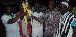 Nahouri-l'équipe -Wend-Panga- remporte –coupe- Noogbourii –de- Guelwongo