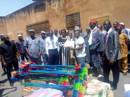 12e- journées- portes- ouvertes -sur –la- justice -Réné –Bagoro- lance- des- activités- à -Banfora