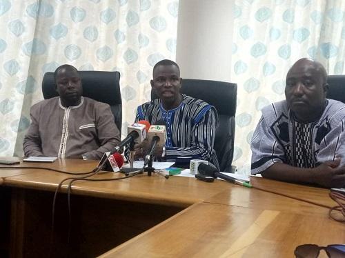 Salon- national- de -l'emploi- il- se- déroulera- à- Ouagadougou- du- 25 –au- 27- novembre- prochain