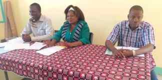 5e RGPH : les membres du comité provincial -se- concertent- dans -le -Bazèga