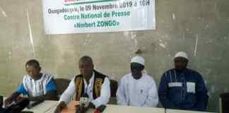 Religion : la coordination des jeunes musulmans du Burkina -Faso- se- dévoile -au- public