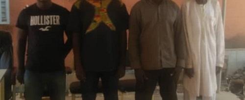 Burkina-fada-délinquants-arrêttés