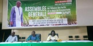 Situation- nationale- nous- sommes- en- train –de- monter –en- puissance- Clement- Sawadogo